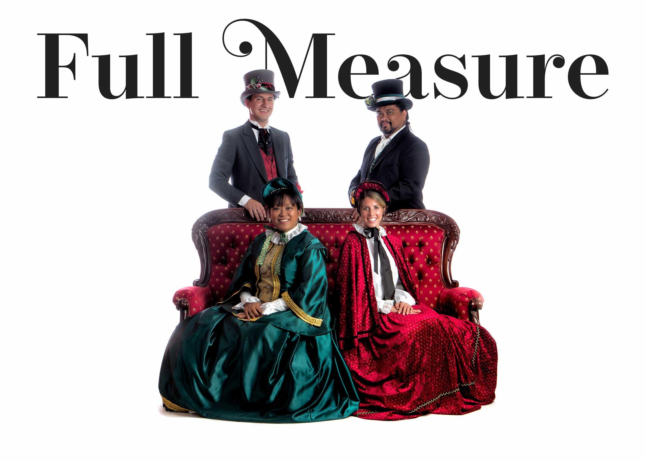 The Classic Full Measure Carolers